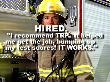 firefighter test cps test
